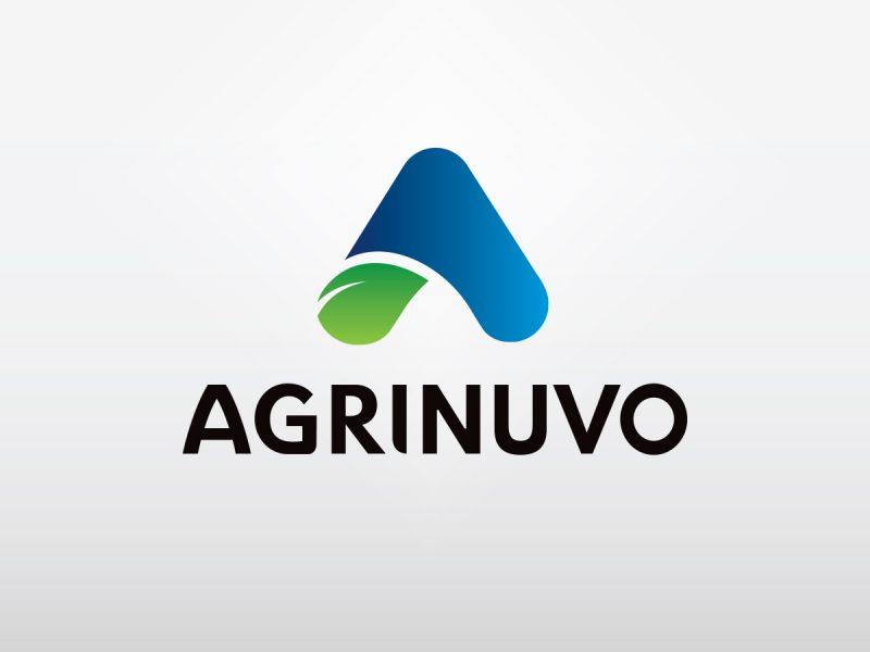 nouveau concept de logotype pour une compagnie agricole
