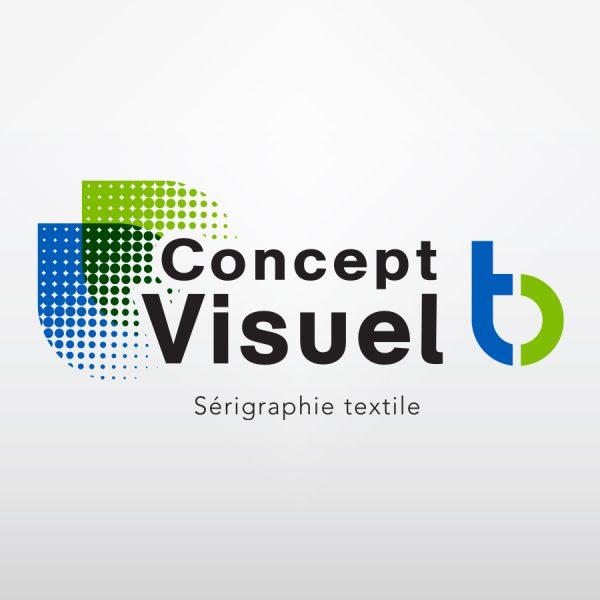notre équipe a conçu ce logo pour un sérigraphie