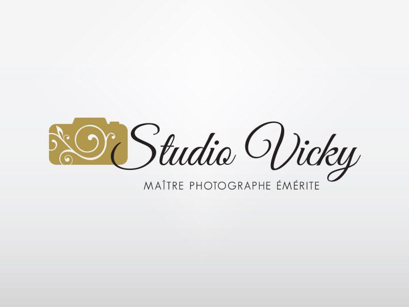 logotype élaboré pour un photographe