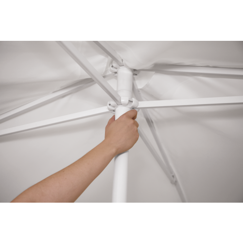 mecanisme de retenue pour notre produit d'expo ombrella